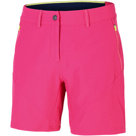 Ziener Eib Short Femme, pink blossom